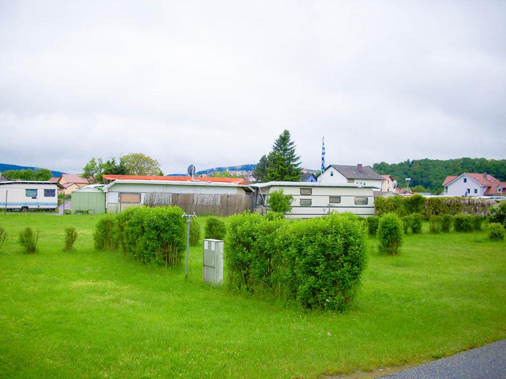 Campingplatz Perschen